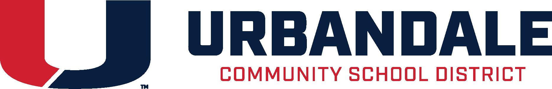 Urbandale Community School District logo