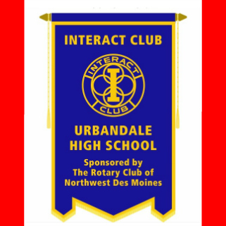 UHS Interact Club Banner News Article
