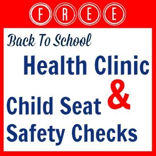 HealthClinicChildSeatSafety